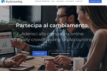SkyAccounting, il software per la contabilità cloud in raccolta su BacktoWork24