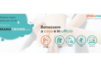 ShapeMe, la start-up incubata da Aster supera il 70% di raccolta equity in pochi giorni su Mamacrowd