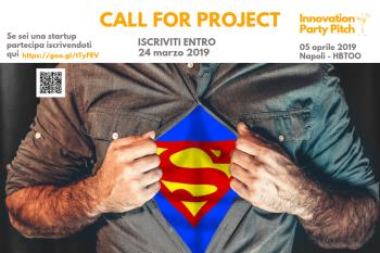 Crowdfunding e tanto altro al prossimo Innovation Party Pitch
