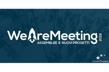 WeAreMeeting, l'evento sul crowdfunding più atteso per start-up e PMI